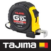 【Tajima 田島】專業包膠捲尺10米x25mm/公分(GL25100BL)