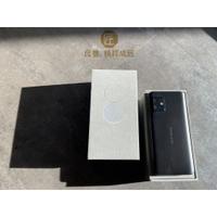 《高雄我最優》ASUS ZenFone 8 ZS590KS 8+128G 黑 (二手.機況漂亮.保固到2022/6)