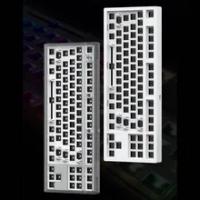 MK870 Chơi Game Có Dây Bàn Phím Cơ Bộ 87 Phím RGB Backlit Dạ Quang Bàn Phím + Loại C Cho Laptop Và Game Thủ tự Làm