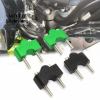 Untuk KAWASAKI ER6N ER6F ER-6N ER-6F Ninja650 2012-2016 Z650 2017 Stang Sepeda Motor Meningkatkan Kode Riser Gunung Clamp Adapter