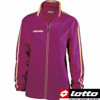 全新 零碼出清 特價 Lotto 紫色 運動 輕薄 風衣 機能 防風外套 S號 3折出清價