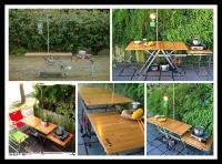 【野道家】UNRV 真極品廚房 行動廚房 料理桌 戶外桌