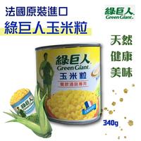 綠巨人 玉米粒 340g (餐飲通路專用)