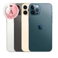 【Apple 蘋果】福利品 iPhone 12 Pro Max 256G 6.7吋手機(電池健康度100% 外觀無傷)