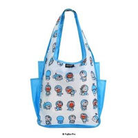 【murmur】哆啦A夢50週年限定經典姿勢-A4購物袋(環保袋.可收納.雙側快取口袋)