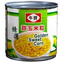 【牛寶】玉米粒-340g