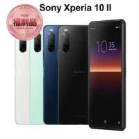 【SONY 索尼】福利品 Xperia 10 II 6吋雙卡手機(9成9新)