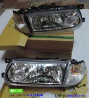 [大禾自動車] NISSAN SENTRA 331 B13 1991~94 晶鑽 H4 大燈 角燈 水箱罩 一組