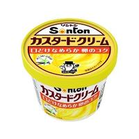 預購 日本代購 SONTON 麵包吐司抹醬 卡士達135g