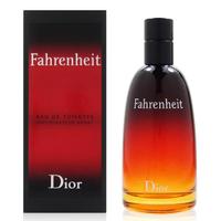 【Dior 迪奧】FAHRENHEIT 華氏溫度男性淡香水 100ml 法國進口(真品平輸)