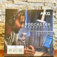 分期免運 贈軟體/課程/耳機架 AKG Lyra + K371 套裝組 USB 電容 麥克風 耳機 Podcast