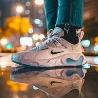 【日本海外代購】NIKE REACT N.354 TYPE GORE-TEX 慢跑鞋 防水 白色 男鞋 BQ4737-002