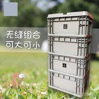 🌸免運🌸家用廚餘漚肥發酵桶花肥養殖蚯蚓堆肥箱紅蟲飼養透氣有機營養土。