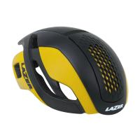 【LAZER】Bullet MIPS空氣動力安全帽(黑/黃)