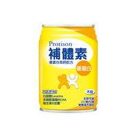 超取下單限定  補體素 優蛋白液體 不甜  237ml/24罐(箱)【全月刷卡累積滿$3000賺5%回饋】