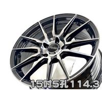 小李輪胎 MAGLINE LITE ML-7 15吋 鋁圈 豐田 三菱 本田 日產 福特 現代 馬自達 5孔114.3車