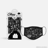 【宏瑋】宏瑋醫療口罩-奧樂雞黑色美式10入/盒