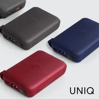 【UNIQ】無線快充帶支架螢幕行動電源10000mAH(小體積行動電源)