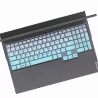 """For Lenovo IdeaPad Gaming 3 3i 15"""" AMD gaming laptop 15.6 inch 2020 Notebook Silicone Laptop keyboard Cover Skin Protector"""