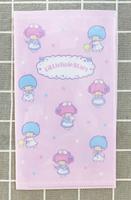 【震撼精品百貨】Little Twin Stars KiKi&LaLa 雙子星日本SANRIO三麗鷗雙子星口罩收納夾*04326