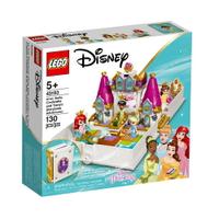 LEGO 樂高 Disney - 愛麗兒,貝兒,仙杜瑞拉,蒂安娜口袋故事書Ariel, Belle, Cinderella and Tiana's Storybook Adventures 43193