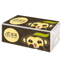 【箱購免運】樂果抽取式衛生紙150抽x10包x6袋(共60包)
