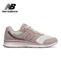 【NEW BALANCE】NB 健走運動鞋_女鞋_灰粉紅_WW880CC4-D楦 運動 休閒 潮流 時尚