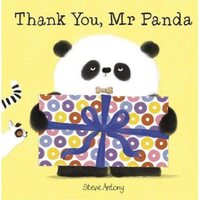 【麥克兒童外文】Thanks You Mr Panda