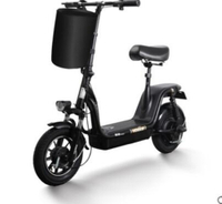 雅迪新款 米樂樂48V電動車 12AH 時尚迷妳電動自行車滑板車MKS歐歐流行館