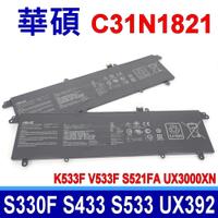 ASUS C31N1821 電池 C31N1905 C31POJH adolbook 13 14 K533F S433FL S521FA S533FL UX3000XN UX392FA UX392FN UX392FN-2B V533F VivoBook 14 S433F S513EA S13 S330F S330UA S330UN S15 M533IA S533 S533FA S533FL ZenBook S13 UX392 UX392 UX392FA