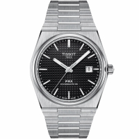 【TISSOT 天梭】PRX POWERMATIC 80 經典旗艦機械錶(T1374071105100)