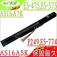 ACER AS16A5K,AS16A7K 電池(保固最久)-宏碁 E5-575 電池,E5-774G 電池,E5-575G-54TU,E5-774G-37ZB,E5-774G-518Y,N16Q1