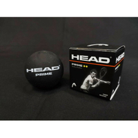 HEAD PRIME 壁球 雙黃點 比賽用球 Championship Ball 287306【大自在運動休閒精品店】