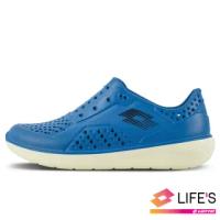 【LOTTO】男 ROVER 晴雨穿搭休閒鞋(藍-LT0AMS2616)