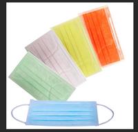 防疫 口罩現貨【巽風堂】醫用口罩50入盒裝 藍/粉/綠/黃/橘 (醫療口罩 成人用口罩 雙鋼印)