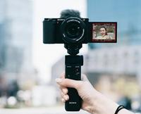【新博攝影】SONY ZV-E10+SELP1650+GP-VPT2+NP-FW50側翻螢幕4K高畫質相機套組 (台灣索尼公司貨) 現貨~