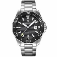 PAGANI DESIGN นาฬิกา Seagull 3Bar กันน้ำนาฬิกาข้อมือแฟชั่นธุรกิจ Relogio Masculino PD1617
