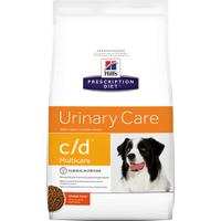 希爾思Hills  C/D 犬用 泌尿道保健 處方飼料 CD