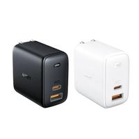 AUKEY 氮化鎵GaN系列 (PA-B3) Mix 65W PD快充 充電器|USB Type C 輸出【WitsPer智選家】
