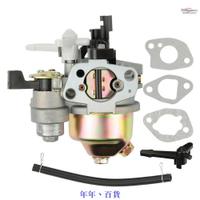 【年年百貨】化油器+燃油管墊片適用於本田GX160 GX168F GX200 5.5HP 6.5HP