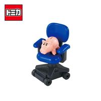 【日本正版】TOMICA 騎乘系列 TS-09 火腿豬 x 安迪椅子 玩具總動員4 撲滿豬 火腿豬 多美小汽車 - 875017