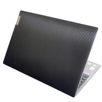 【Ezstick】Lenovo IdeaPad L340 15 IWL 黑色立體紋機身貼(含上蓋貼、鍵盤週圍貼)