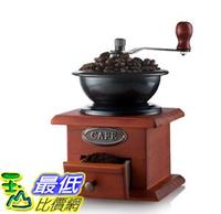 【美國代購】Gourmia GCG9310手動咖啡研磨機手工手搖咖啡 研磨
