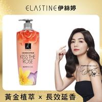 Elastine大馬士革玫瑰香水潤髮乳600ml