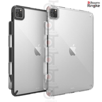【Ringke】Apple iPad Pro 2021 11吋 (Fusion) 透明背蓋防撞保護殼(Rearth Ringke 軍規防摔透明保護殼)