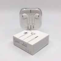 WH 未拆封原廠品質3.5mm纸盒装IPhone Apple耳機 iPhone 5 6 6s 6plus線控麥克風se蘋果耳機 ipod ipad 音源孔