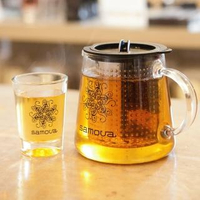 【Samova】精緻茶壺 400ml(榮獲reddot德國紅點設計大獎)
