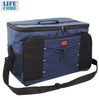 【LIFECODE】歐風保冰袋/保溫袋/購物袋-35L
