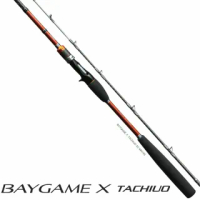 【SHIMANO】BAYGAME X TACHIUO 82 MH195 船竿(白帶魚/TENYA)
