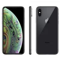 """Apple iPhone XS Max 6.5"""" Original Unlocked 2018 Face ID 4G LTE 4GB RAM 64GB/256GB/512GB ROM 12MP iOS A12 Big Screen Smartphone"""